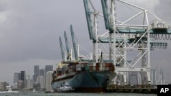 La firma International Port Corporation (IPC) quiere establecer un puente marítimo semanal Miami-La Habana.