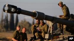 Israel không loại bỏ khả năng phát động một cuộc tấn công trên bộ.