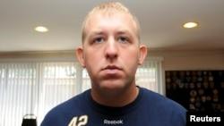 Darren Wilson, mantan polisi di kota Ferguson yang mengundurkan diri setelah kasus tewasnya remaja kulit hitam Michael Brown (foto: dok).