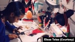 Elsaa Tolaa faaya callee oggaa dirtu