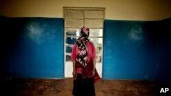 Une victime de viol en Afrique (AP)