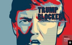 The Trump Blocker on Facebook