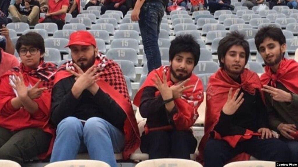 Image result for Azadi stadium women