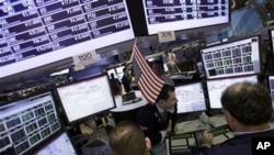 Πτωτική η πορεία των αμερικανικών αγορών