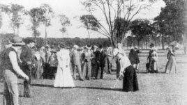 Olympic golf 1900