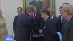 Misioni i BE ne Shqiperi
