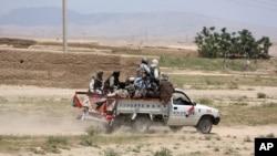 شهر کندز سال گذشته برای مدت کوتاهی، به دست طالبان سقوط کرد