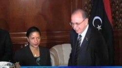 利比亚星期二公布新过渡政府人选