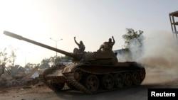 Mayakan kungiyar al-Qaida a Libya