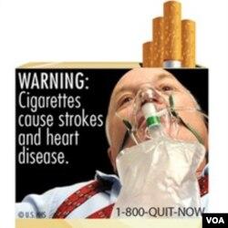 Berbagai slogan mengenai bahaya merokok gagal menyurutkan minat generasi muda untuk berhenti merokok (foto: dok).
