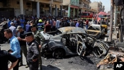 Bagdad, 30 de Maio, 2017.