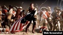 ສາກໜຶ່ງ ຈາກຮູບເງົາ ເລື້ອງ 'The Patriot'