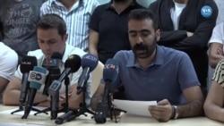 STK'lardan Milletvekillerine 'Savaşa Hayır' Çağrısı