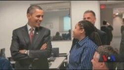 Експерти вважають Обама зміг стабілізувати економіку США після рецесії. Відео