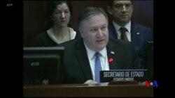 美國務院從委內瑞拉撤出非必要工作人員