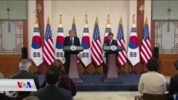 Trump di Gera Asya de Bal Dikşîne Ser Xeterîya Pyongyang