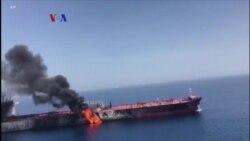 AS Tuduh Iran Serang 2 Tanker dekat Selat Hormuz