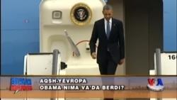 Obama Yevropaga nima va'da qildi? Obama promise to Europe