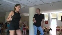 Кубански танци - нова зумба во Охрид