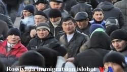 Rossiyada immigratsion islohotlar