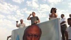 Əli Kərimlinin 18 avqust mitinqində çıxışından
