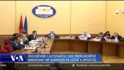 Vlerësimi i gjyqtarëve, opozita: Projektligji antikushtetues