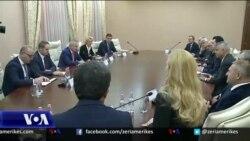 Gjykata Kushtetuese, Presidenti Meta mbledh partitë e opozitës