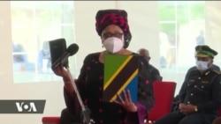 Tanzania yapata Waziri wa Ulinzi wa kwanza mwanamke