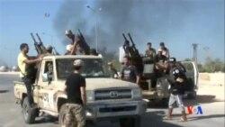 2014-08-26 美國之音視頻新聞: 美歐指利比亞被外來勢力干涉