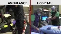 医院+消防队:心脏骤停不再是死路一条