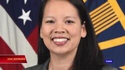 Phụ nữ gốc Việt được đề cử làm Giám đốc Tài chính của NASA