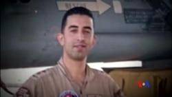 2015-02-04 美國之音視頻新聞: 約旦處決兩名激進分子報復飛行員被燒死