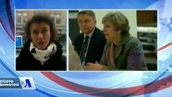 İngiltere Başbakanı May'den Türkiye'ye İlk Resmi Ziyaret