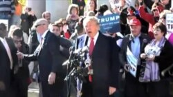 Manifiesto en contra de Donald Trump