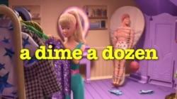 Học tiếng Anh qua phim ảnh: A dime a dozen - Toy story 3 (VOA)