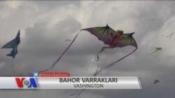 Bahor - varrak uchiradigan payt