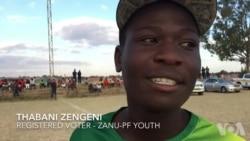 Thabani Zenenga Seeking Your Vote