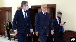 Blinken li Kabulê
