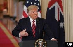 Predsjednik Donald Trump