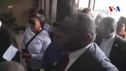 Jean-Pierre Bemba de retour en RDC pour la présidentielle (vidéo)