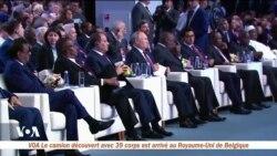 Les ambitions de Moscou en Afrique