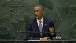 Obama Implores World to Join Fight Against Islamist Militants