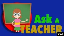 Ask a Teacher