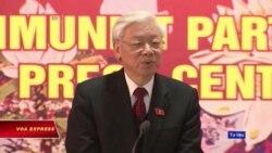 VN: Đề cử ông Trọng làm Chủ tịch nước 'đúng luật, hợp lòng dân'