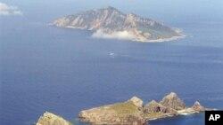Các hòn đảo trong quần đảo Senkaku / Ðiếu Ngư (ảnh tư liệu)