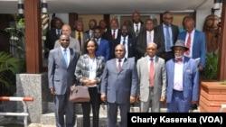 La RDC et le Rwanda prêts pour une exploitation commune, Goma, 27 avril 2016. (VOA/Charly Kasereka)