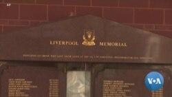Les fans de Liverpool célèbrent le 30e anniversaire de la catastrophe de Hillsborough