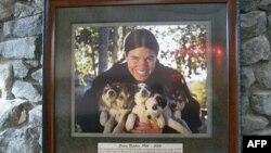 Bà Susan Butcher (đã qua đời năm 2006) đã thắng đến 4 lần cuộc đua xe do chó kéo trên đường đua Iditaros