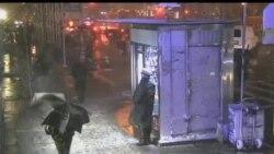 纽约和新泽西又遭冬季风暴侵袭