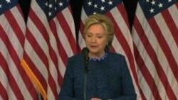 FBI宣佈再查希拉里克林頓電郵時機招批評